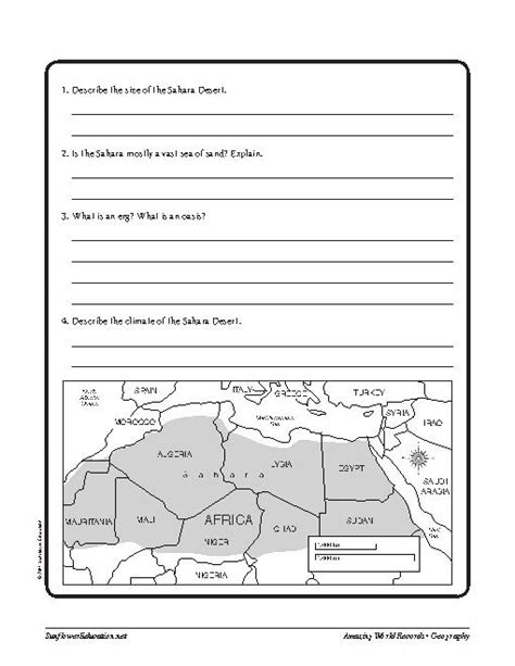 geography worksheets 7th grade geography worksheets davezan