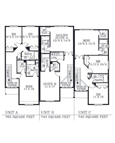 Duplex House Plans Canada 1000 Images About Duplex On