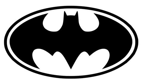imagenes de batman a blanco y negro logos de superheroes significado im 225 gen logotipos en