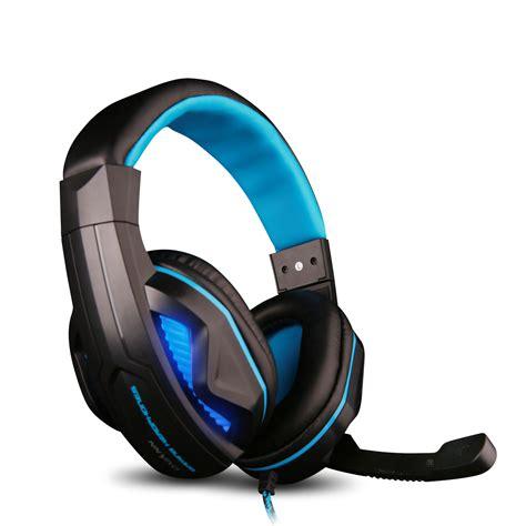 Headset Gaming Imperion G40 Led Light ovann pro gaming headphone pc headset led breath light earphone stereo bass dota ebay