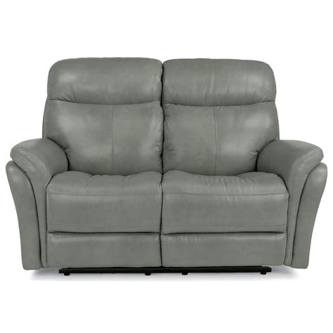 power reclining sofa with usb flexsteel latitudes zoey 1653 60p power reclining loveseat