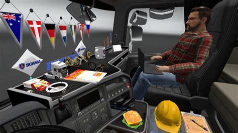 Dvd Truck Simulator 2 Include All Dlc dlc cabin accessories pack v1 5 1 21 ets2 truck simulator 2 mods