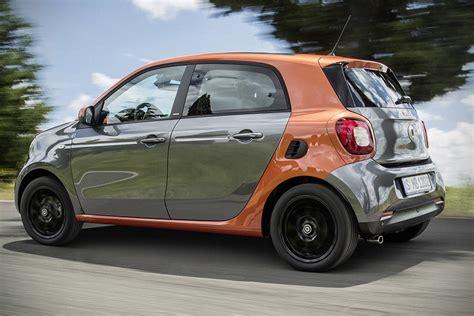 smart 4 porte 2014 smart s big city car is a five door compact hatch with