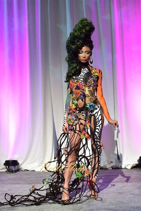 bronner brothers hair model creative moments from bronner brothers hair show in