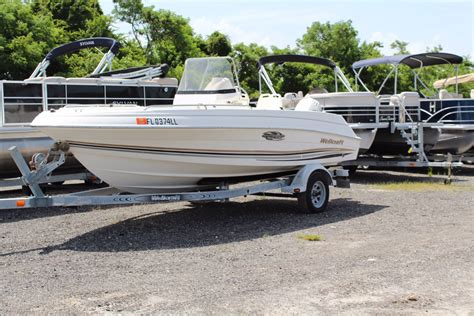 wellcraft boats wellcraft 180 fishman boats for sale boats