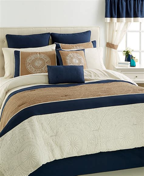 closeout monaco 24 pc california king comforter set on