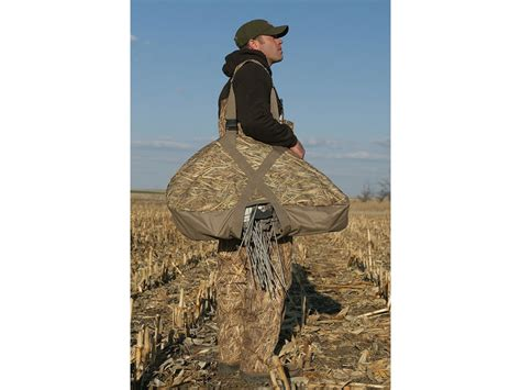 avery silhouette satchel 48 duck decoy bag duramax kw 1 camo