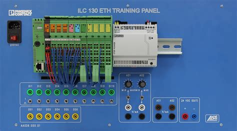 plc ilc 130 eth panel asti automation