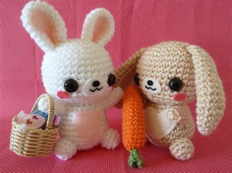 Plush Boneka Rabbit rabbit amigurumi