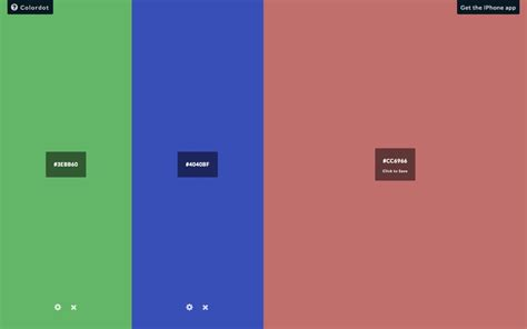 move color 5 apps to help you choose mesmerising color schemes