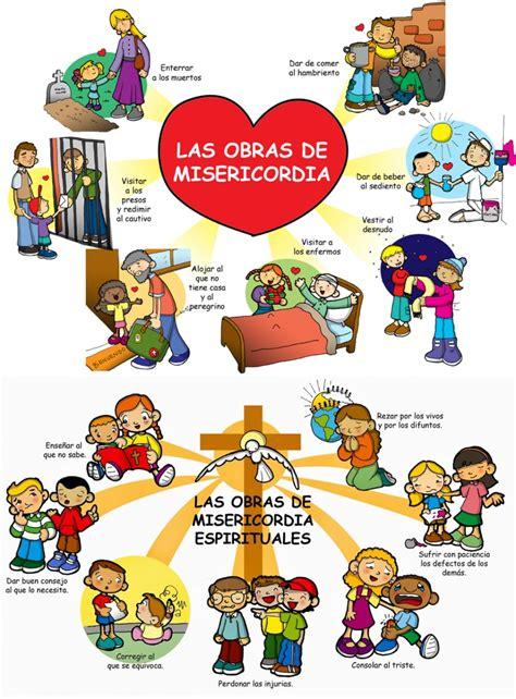 imagenes de hijos espirituales las obras de misericordia para la gloria de dios