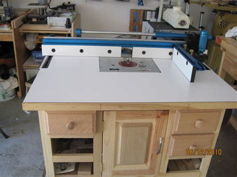 Lu Rotary Mobil need opinions about putting a router on my tablesaw by