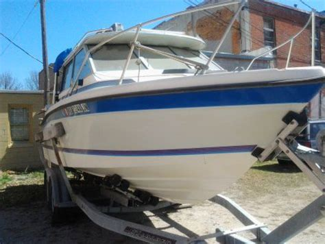 24 foot boats for sale 1987 24 foot bayliner cabin cruiser power boat for sale in