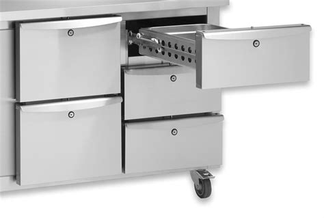 Drop Drawers by Drop Temperature Drawers Precision Refrigeration