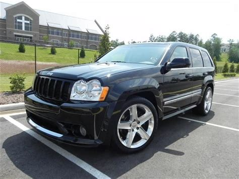 Srt8 Jeeps For Sale 2006 Jeep Grand Srt8 For Sale From Chicago