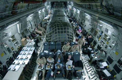 C 17 Interior by Transition Xander Deployed