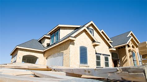 building new homes brand new homes get more affordable for buyers sun