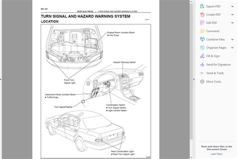 service repair manual free download 1989 lexus ls electronic throttle control official workshop service repair manual lexus ls400 1989 2000 ebay