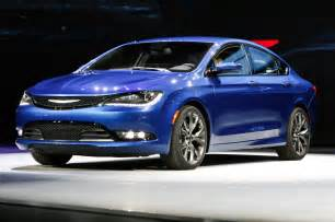 Picture Of A Chrysler 200 2015 Chrysler 200 Look Motor Trend