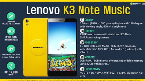 cool wallpaper for lenovo k3 note quick facts lenovo k3 note music