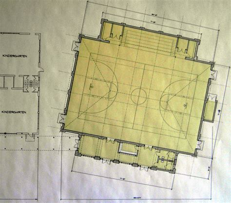 basketball court floor plans home interior design