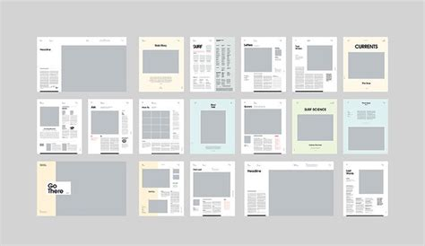 grid layout trend 1000 images about layout on pinterest layout template