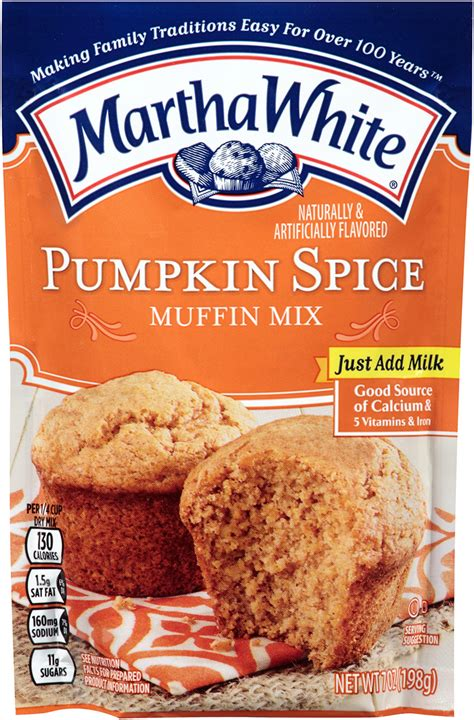 Tepung Premix Muffin Trans Chocolate 5 pumpkin spice muffins martha white martha white