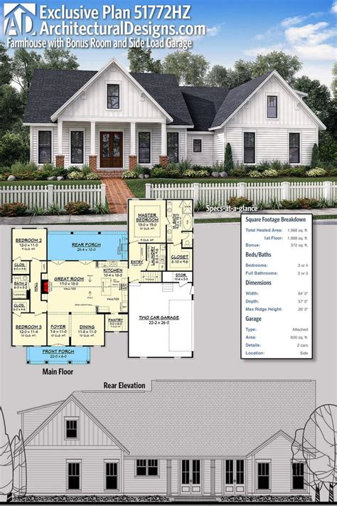 garage architectural plans 1399 best architectural designs editor s picks images on pinterest