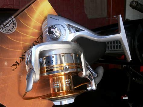Pancing Seahawk rumah pancing jogja spining reel seahawk 8000 rp 520rb
