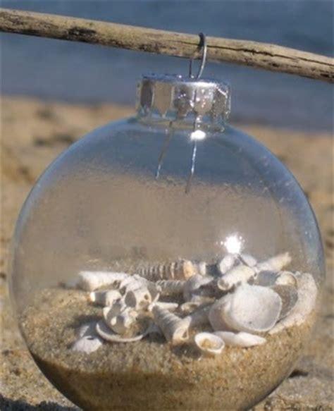 beach christmas ornament coastal decor ideas