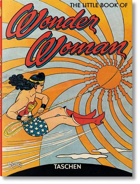 the little book of wonder woman taschen taschenboeken - Librero Wonder Woman