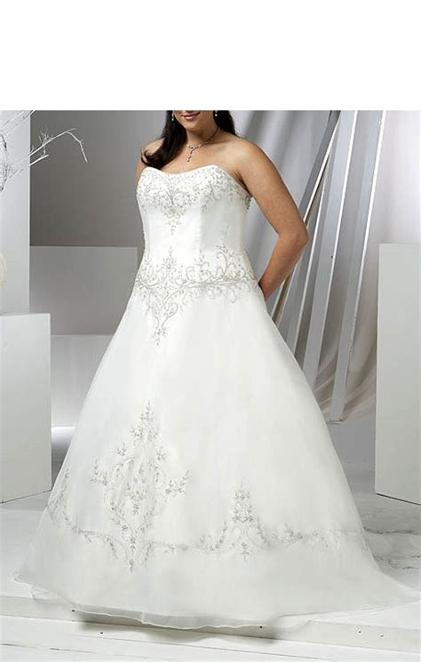 Designers With Plus Sized Wedding Dresses by Wedding Dresses Plus Size Designer Pictures Ideas Guide