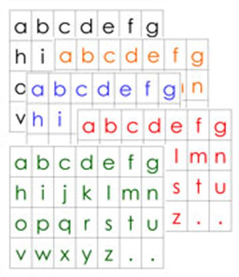 printable moveable alphabet printable moveable alphabets in print font