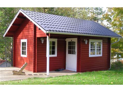 Zweeds Huis Bouwpakket by Houten Huis Zelfbouw 25m2 Sauna Kopen