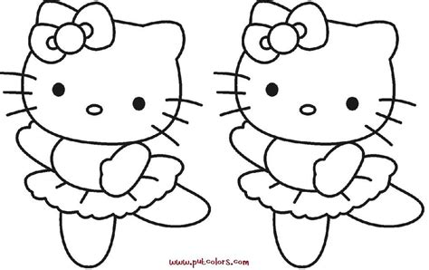 ballet cat coloring page hello kitty ballerina coloring pages az coloring pages