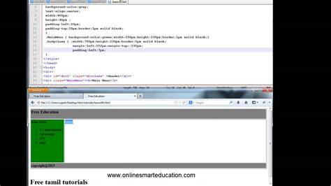 bootstrap tutorial video in tamil html for beginners in tamil part 2 1 12 hours