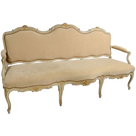 sale settees french settee for sale at 1stdibs