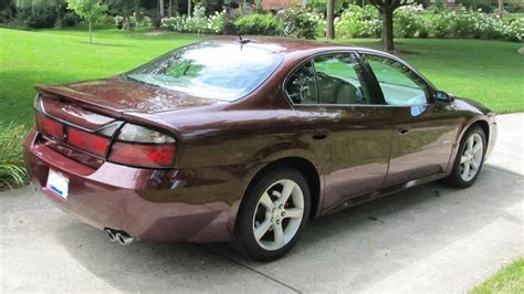 2005 pontiac bonneville gxp owners manual