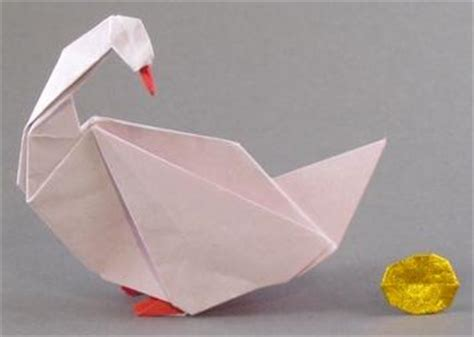 Origami Goose - asteya as illustrated in western stories rexburg