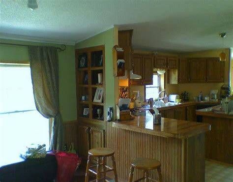 total wide manufactured home remodel