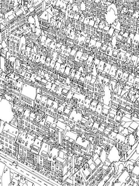 city map coloring page kids n fun com 29 coloring pages of cities