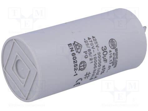 ducati capacitor 25uf ducati capacitor 25uf 28 images condensateur ducati energia 60252 416100927 ducati energia