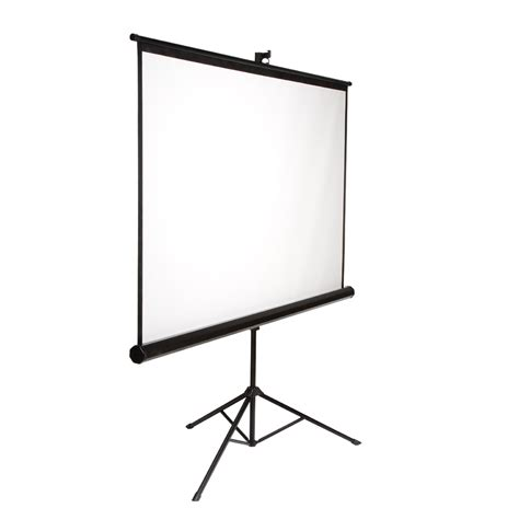 Tripod Screen 70 china projection screens 3d holographic display fast folding projection screen supplier