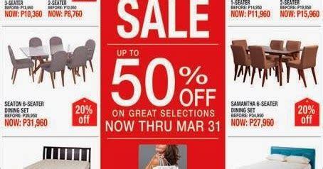 Sm Our Home Furniture by Manila Shopper Sm Homeworld Furniture Our Home Living Room Sale Mar 2014