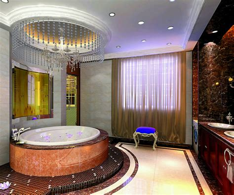 new home designs luxury bathrooms designs ideas