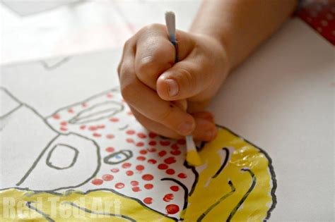 pop for toddlers get arty lichtenstein for ted s