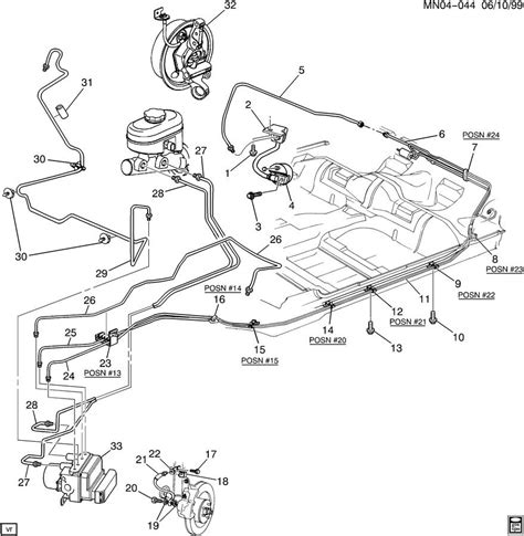 2002 chevy cavalier cooling system diagram on 2002 chevy