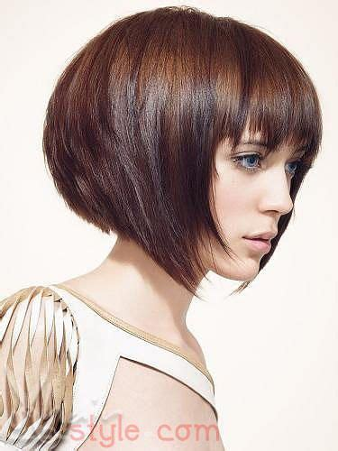 layered versus stacked bob stacked bob layered bob inverted hair pinterest