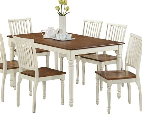 dinner tables rectangular dining table kitchen white