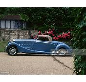 Hispano Suiza Type 68 Bis V12 Convertible Artist Unknown